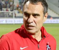 Trabzonspor'da Ersun Yanal kararı