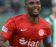Trabzonspor'dan Eto'o hamlesi