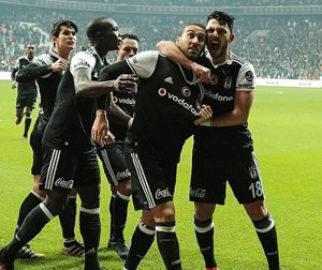 Beşiktaş geçen sezonu aratıyor
