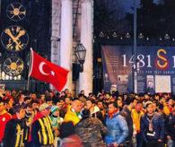 Beşiktaş ve Galatasaray tek yürek
