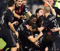 İtalya kupası Milan'in !