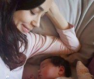 Özgü Namal ikinci kez anne oldu