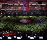 Trabzonspor'un yeni stadı açıldı